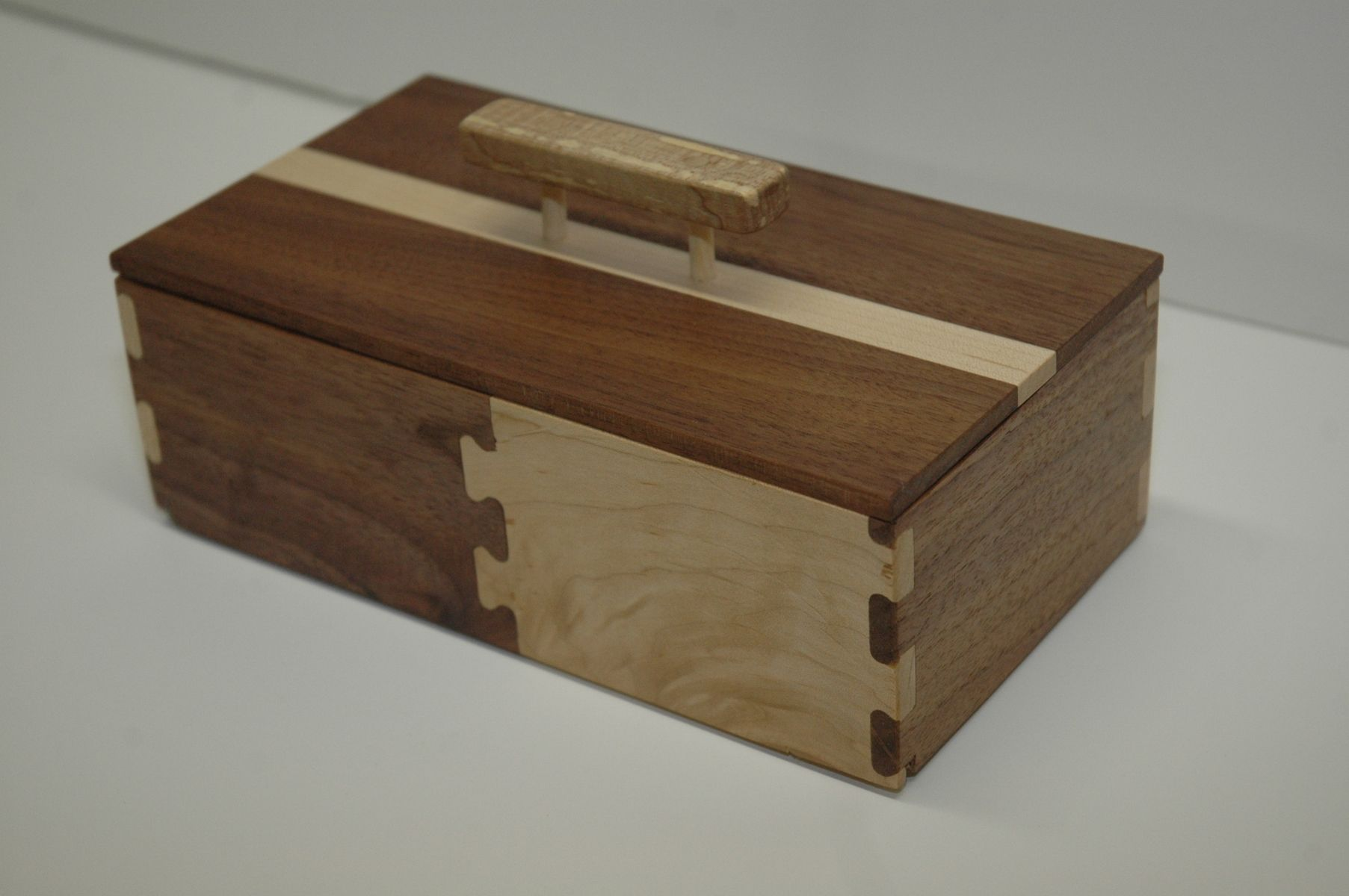 Fancy Jointed Walnut Box Products I Love Box Wooden Boxes Wood