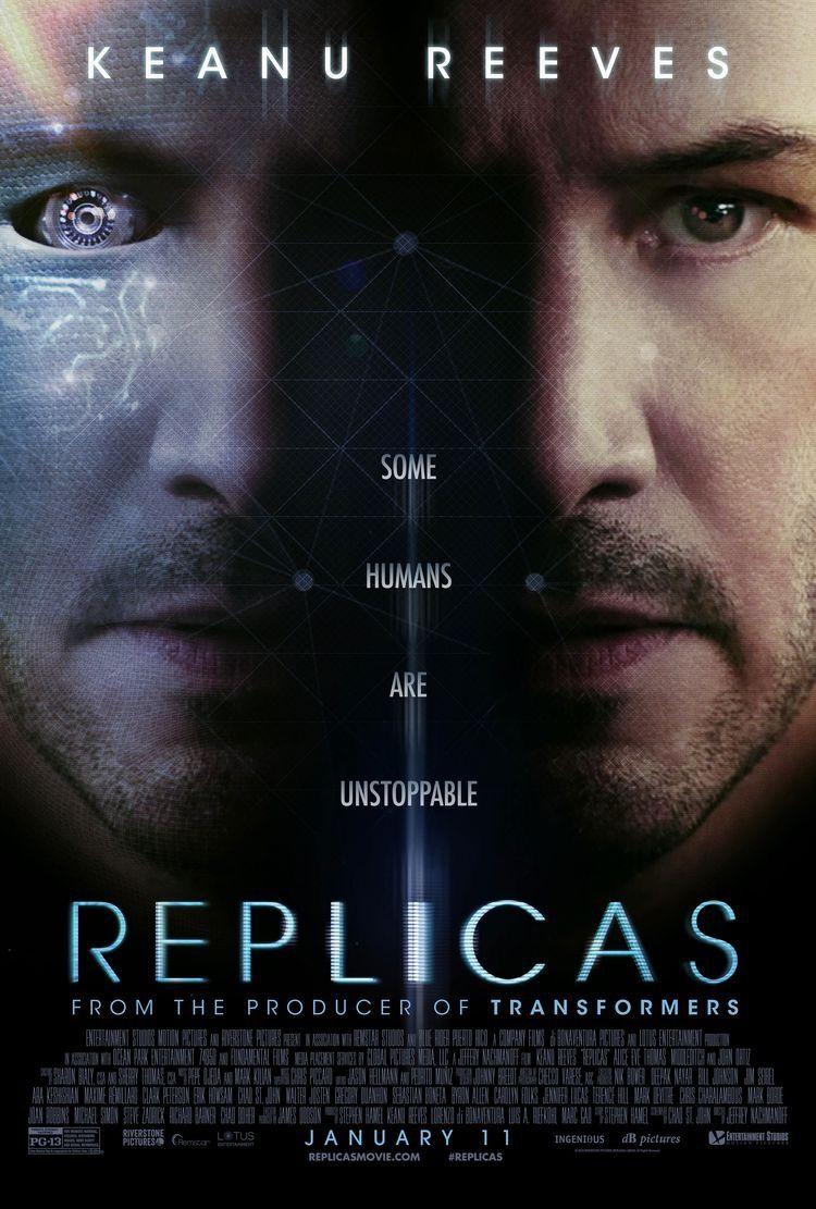 Replicas 2018 Imdb Movie Replica Keanu Reeves Thriller Movie