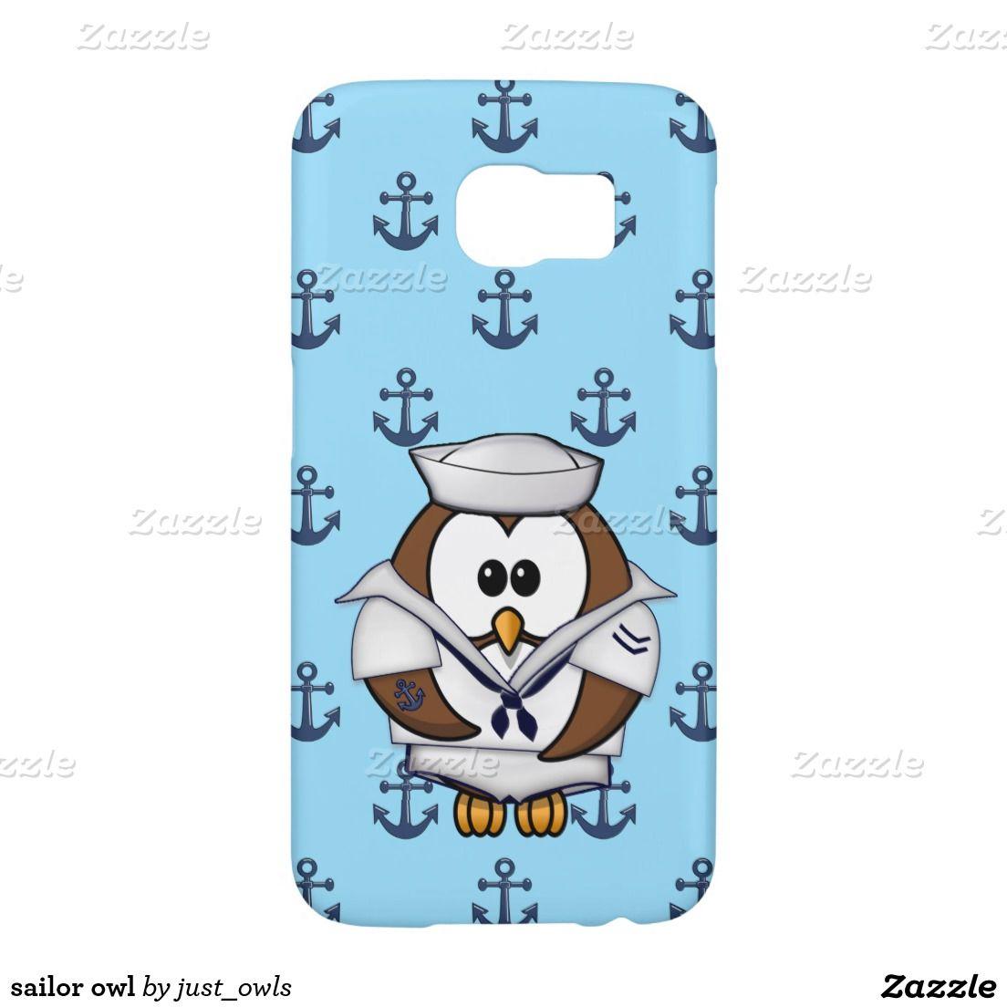 Sailor owl Samsung Galaxy S6.
