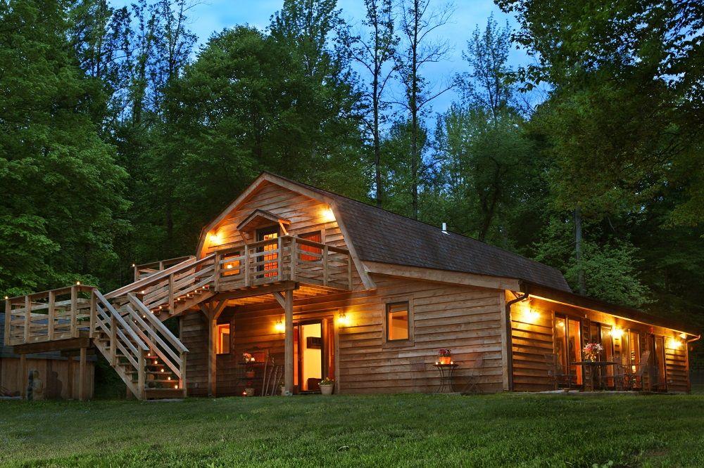 CornerStone Cabins - Southern Illinois Cabins | Cabin ...