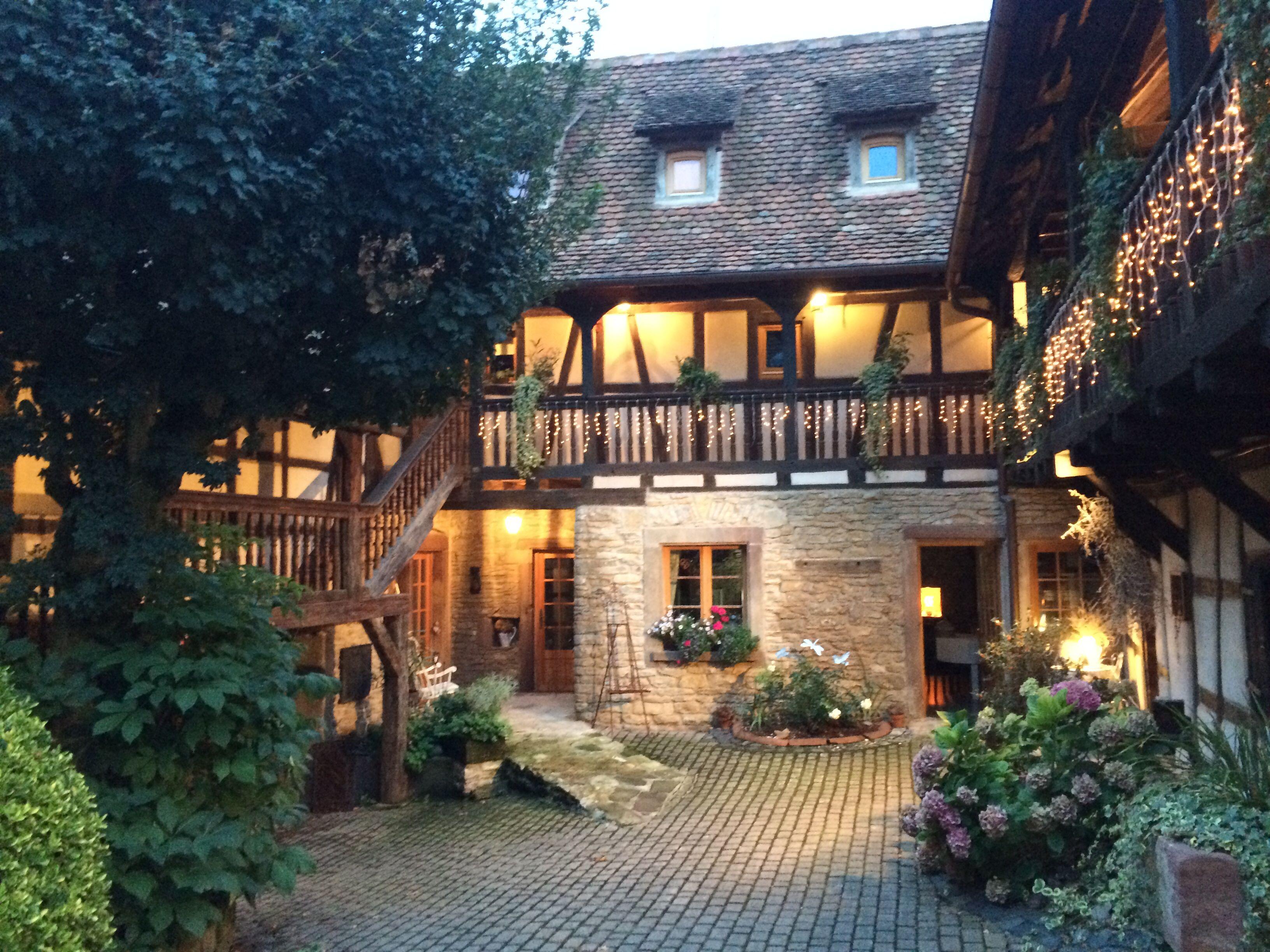 La Cour De Lise A Willgotheim Alsace Charmant Maison Alsacienne Maison D Hotes Maison