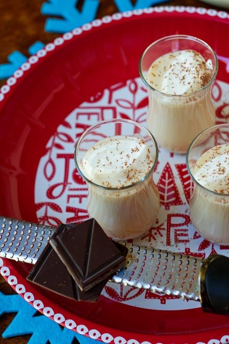 One for @Cooking with Tenina to try with the Thermomix  - Crio Bru Chocolate Egg Nog
