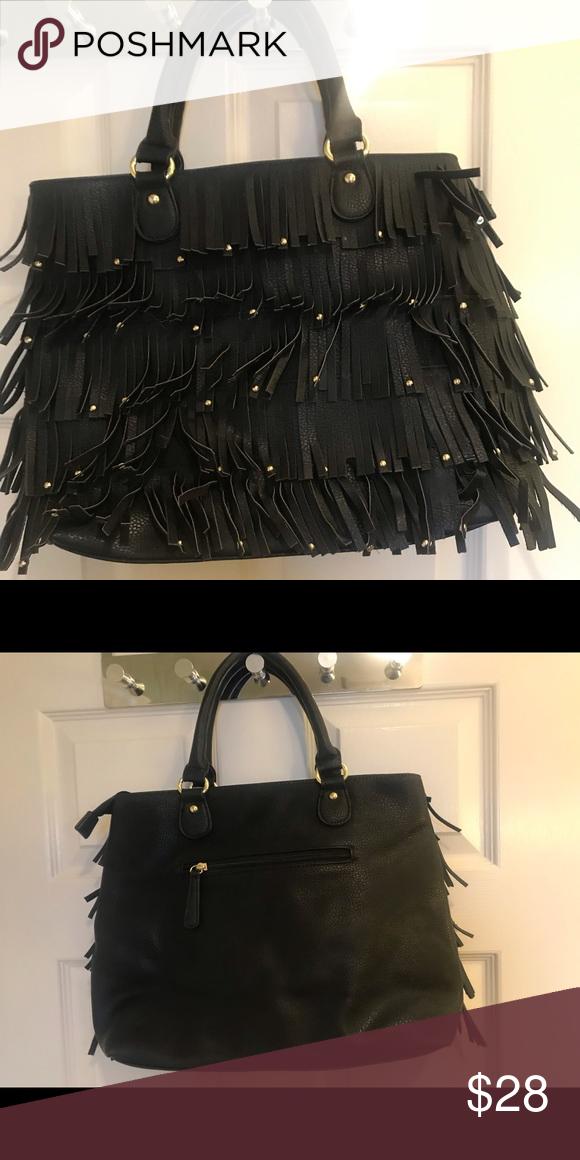Expressions Nyc Handbag Black