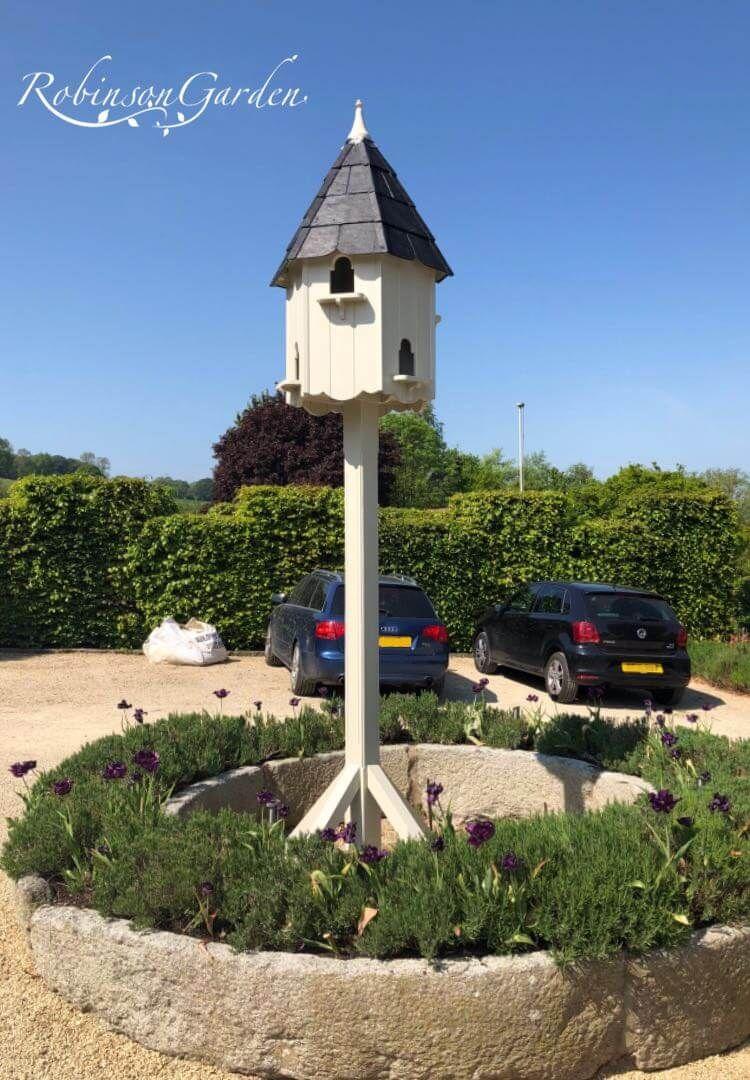Discover bespoke wooden dovecotes dove house farrow