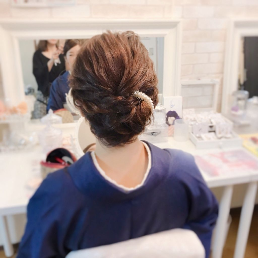 七五三 ママ 髪型 ミディアム ママ 髪型 七五三 ママ 髪型 髪型