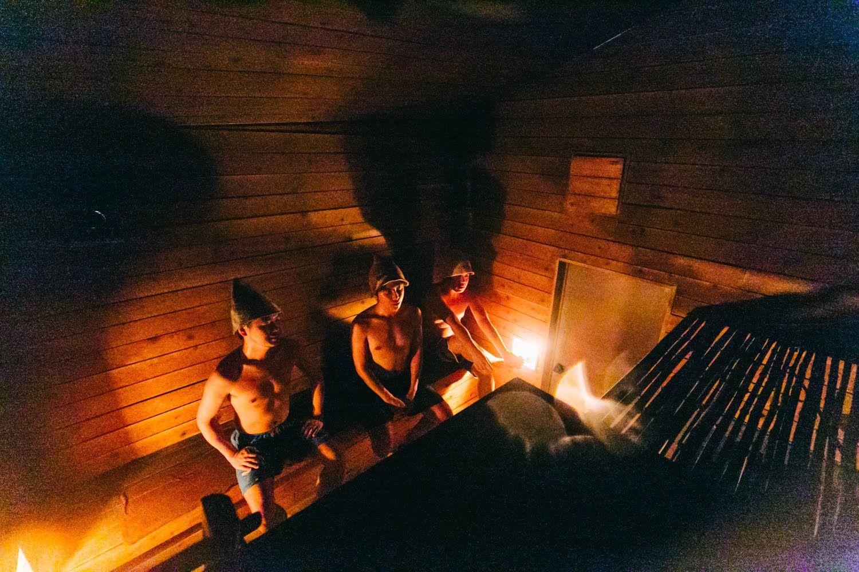 古民家の蔵をサウナに改造 日本式 ほぼスモークサウナ がすごすぎる サウナイキタイマガジン 2021 サウナ 古民家 国内旅行