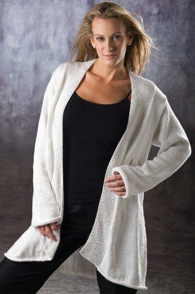 Arianna Jacket Pattern | Tejido, Dos agujas y Abrigos para dama