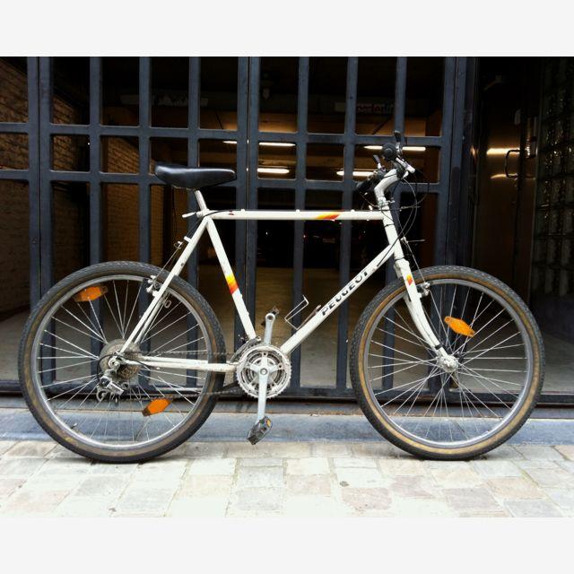 1984 Peugeot Canyon Express Vintage Mountain Bike Mine