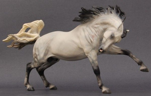 Maggie Bennett Sculpture | Breyer horses by Maggie Bennett ...