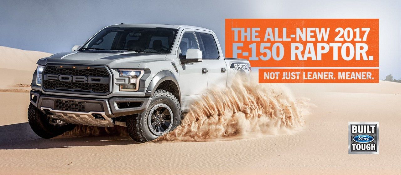 2017 Ford® F150 Truck Built Ford Tough®
