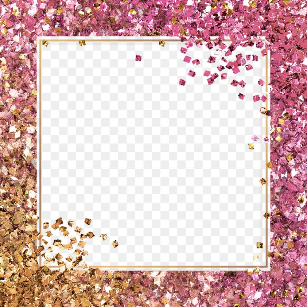 Simple Hand Drawn Border Pink Frame Border Clipart Png Transparent Clipart Image And Psd File For Free Download Pink Floral Background Floral Wreath Watercolor Flower Border