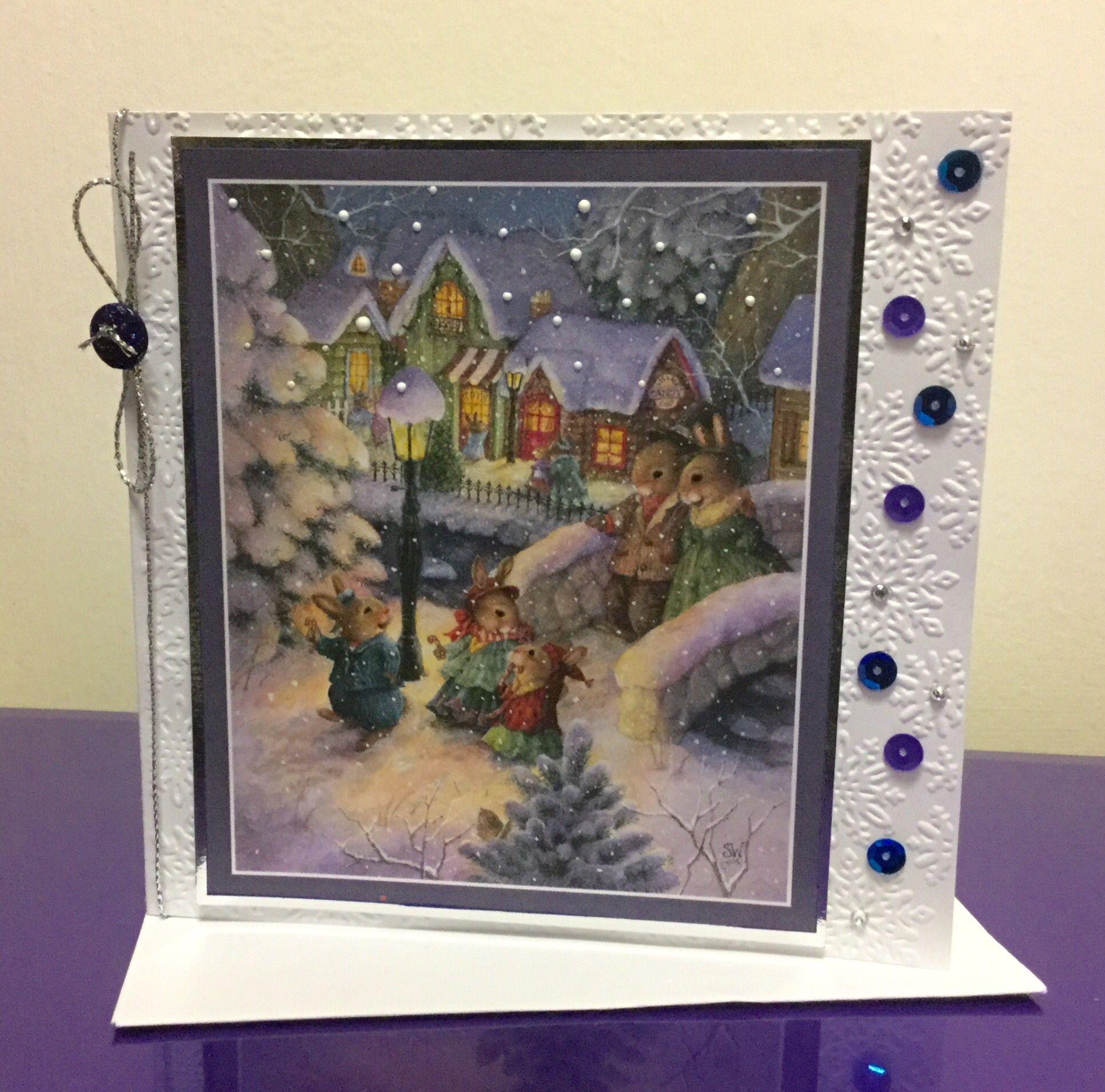 Holly Pond Hill Joanna Sheen Mittens Pinterest Christmas