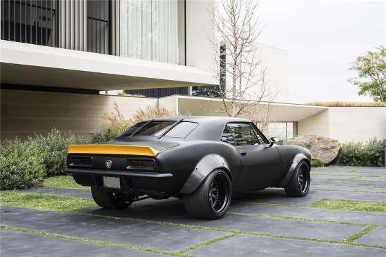 Koop de originele Chevy Camaro Bumblebee uit Transformers 4 - Auto55.be