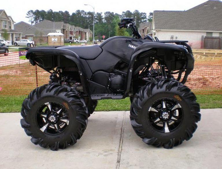 Bubba Fied Monster Truck Atv Http Www Lightningcustoms Com
