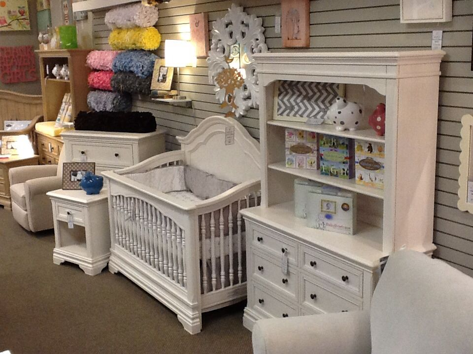 Stella Baby And Child Athena Crib And Bedroom Set