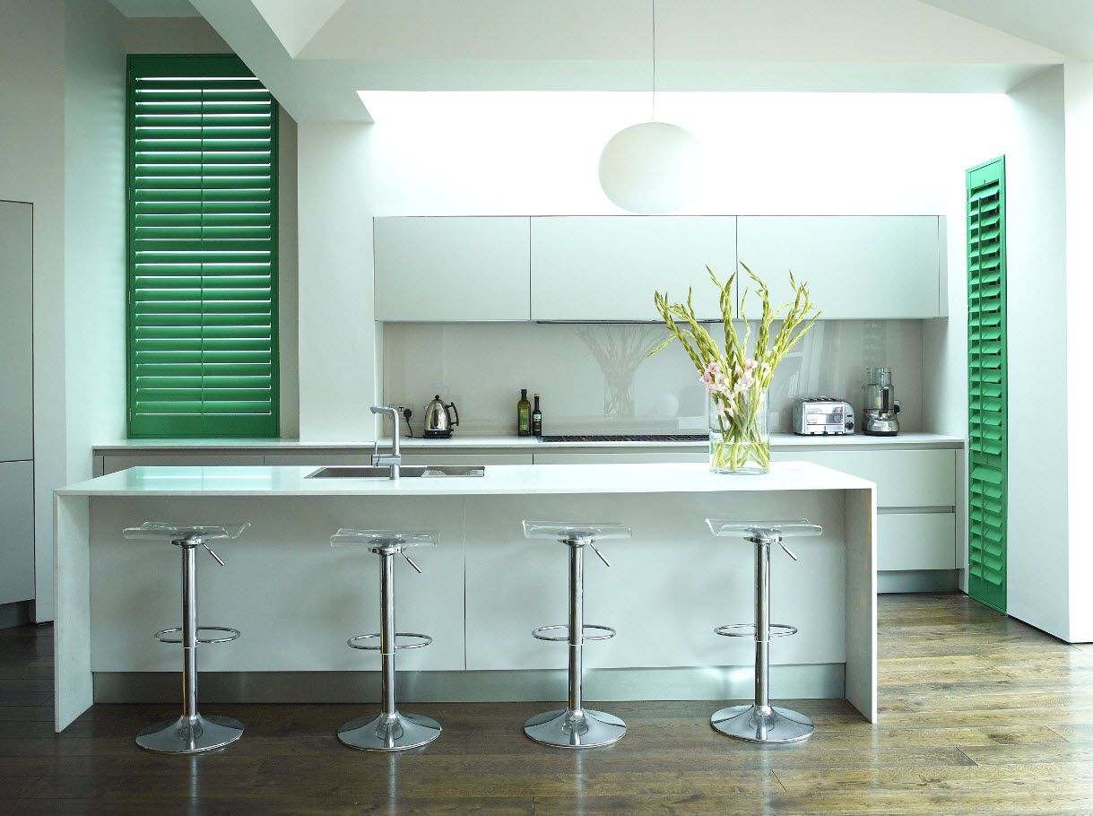 The Shutter Store UK Kitchen shutters, Interior shutters
