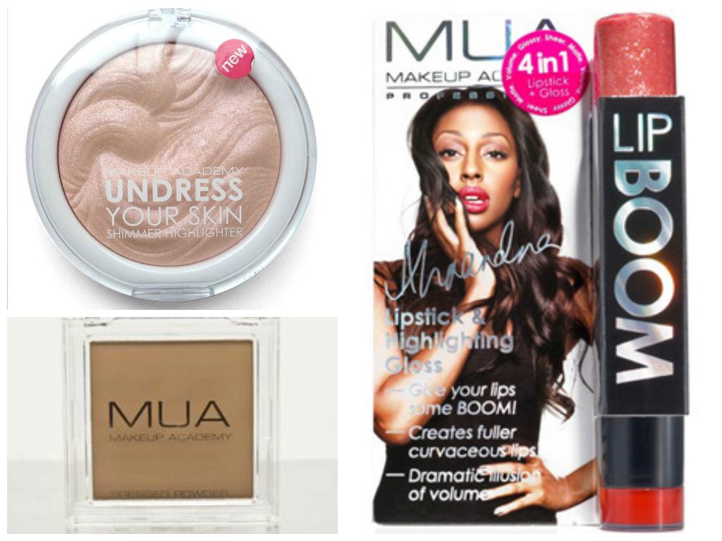 MUA Undress Your Skin Highlighting Powder £3.00; Make Up