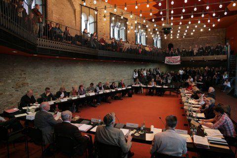 Ratsmitglieder in Rhein-Berg: Viel Verantwortung für wenig Geld