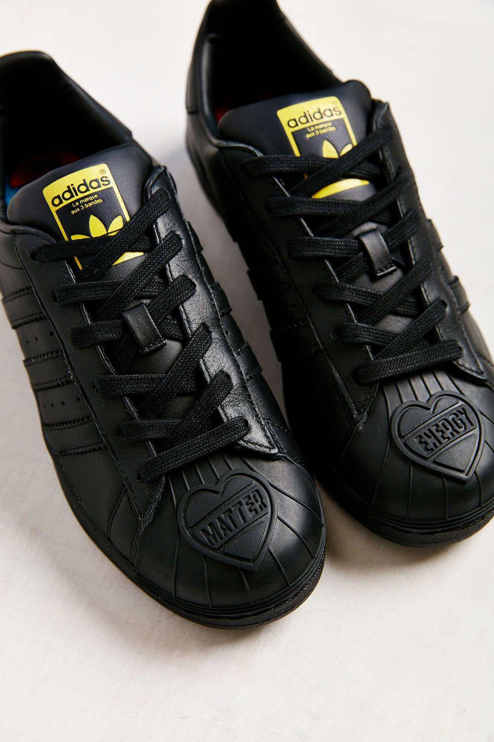 adidas Originals X Pharrell Superstar Supershell Matter/Energy Sneaker