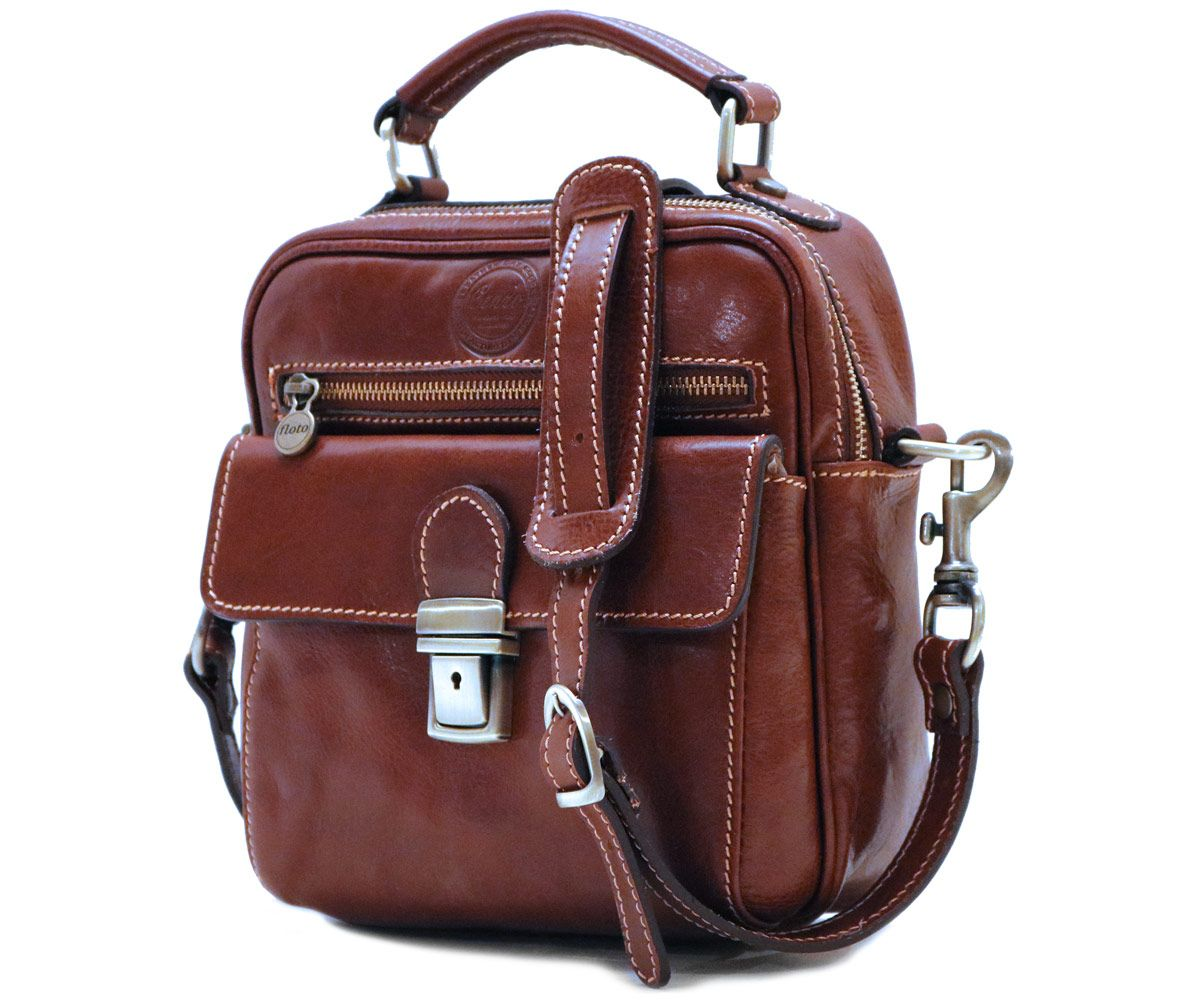 Cenzo Leather Field Bag (With images) | Field bag, Bags, Leather