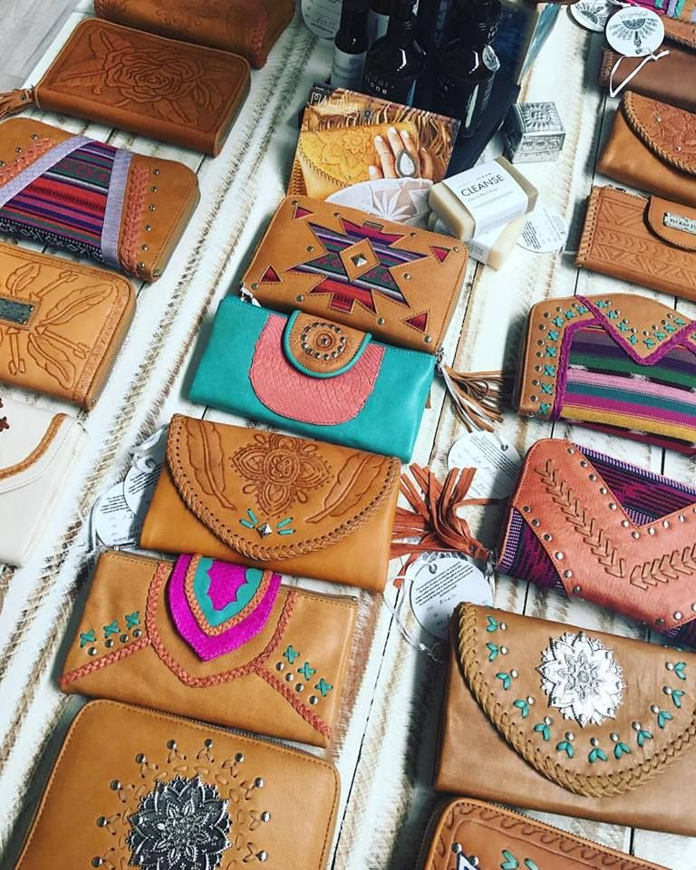 Christmas is coming! ????Get in early so you don't miss out on your favorite styles. Our designs are all handmade and not mass produced so quantities are limited ~ www.mahiya.com.au   #giftidea #christmasgifts #bohowallets #leather #handmade #handtooled #purse #wallet #MAHIYA #xmasgifts #xmas #leatherwallets