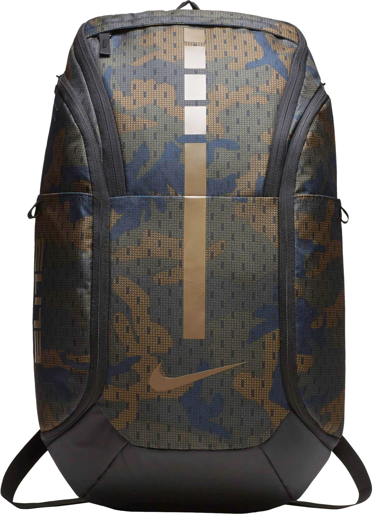 7e4c248b12d Nike Hoops Elite Pro Camo Basketball Backpack