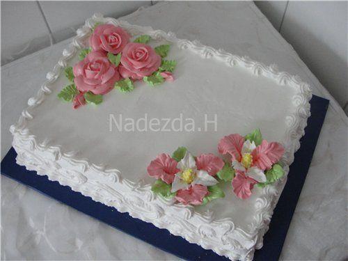 Торт из целых фруктов фото 8