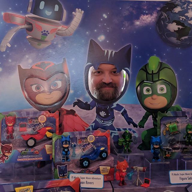 Checking Out The Pjmasks Super Moon Adventure Toys At