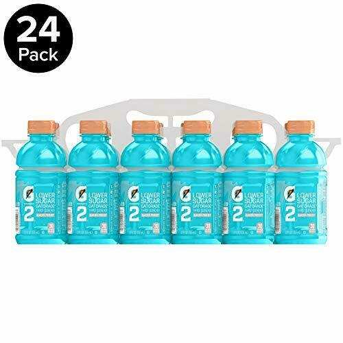 Gatorade G2 Thirst Quencher Glacier Freeze Low Calorie 12 Ounce Bottles 24 Pack Ebay Sports Drink Bottle Drinks