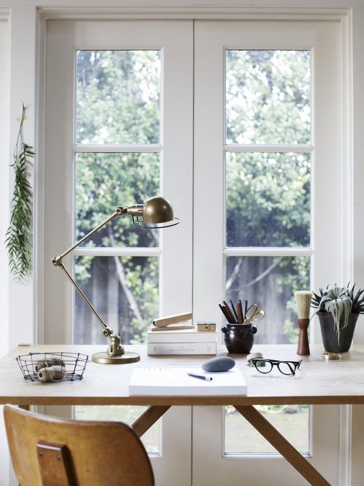 Jielde SI333 Signal Desk Lamp in Bronze | 2014 Considered Design Awards | Remodelista