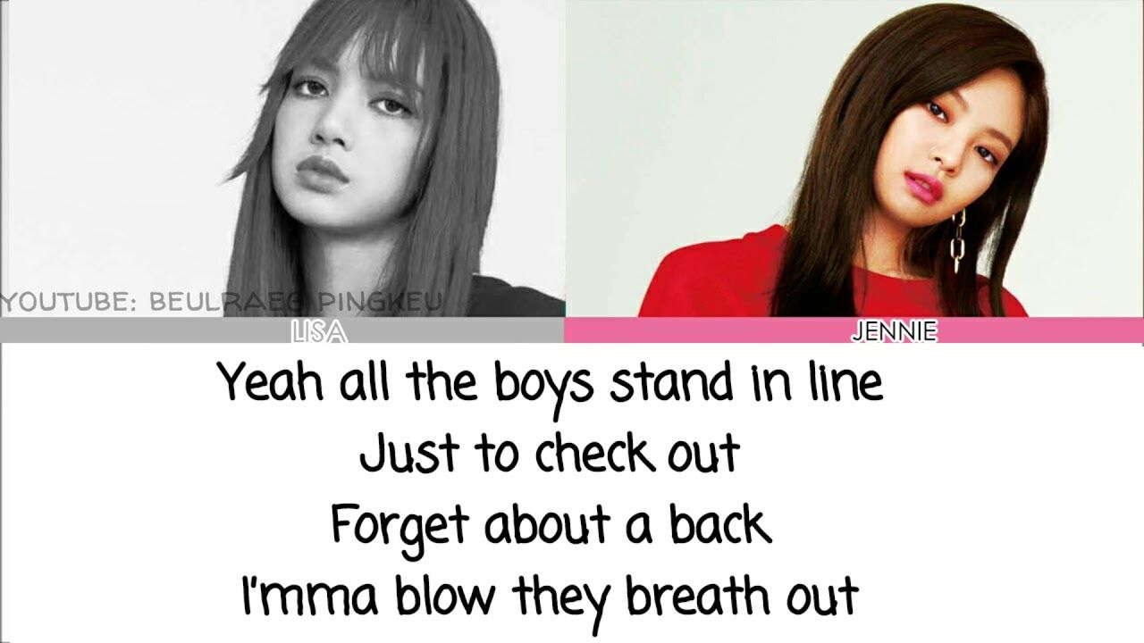 Best Of Lisa And Jennie S English Rap Songs Covers With Images