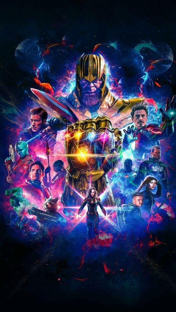 Dos Vingadores Filme Os Vingadores Thanos Marvel Vingadores