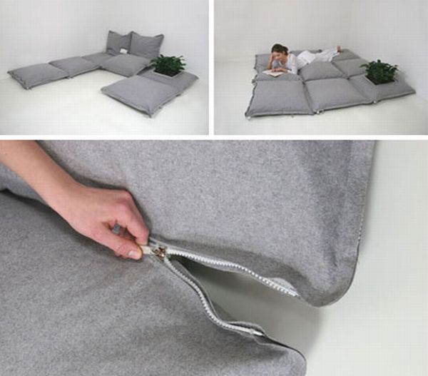 Zip Floor Pillow zip floor pillow | diy | pinterest | floor pillows, pillows and