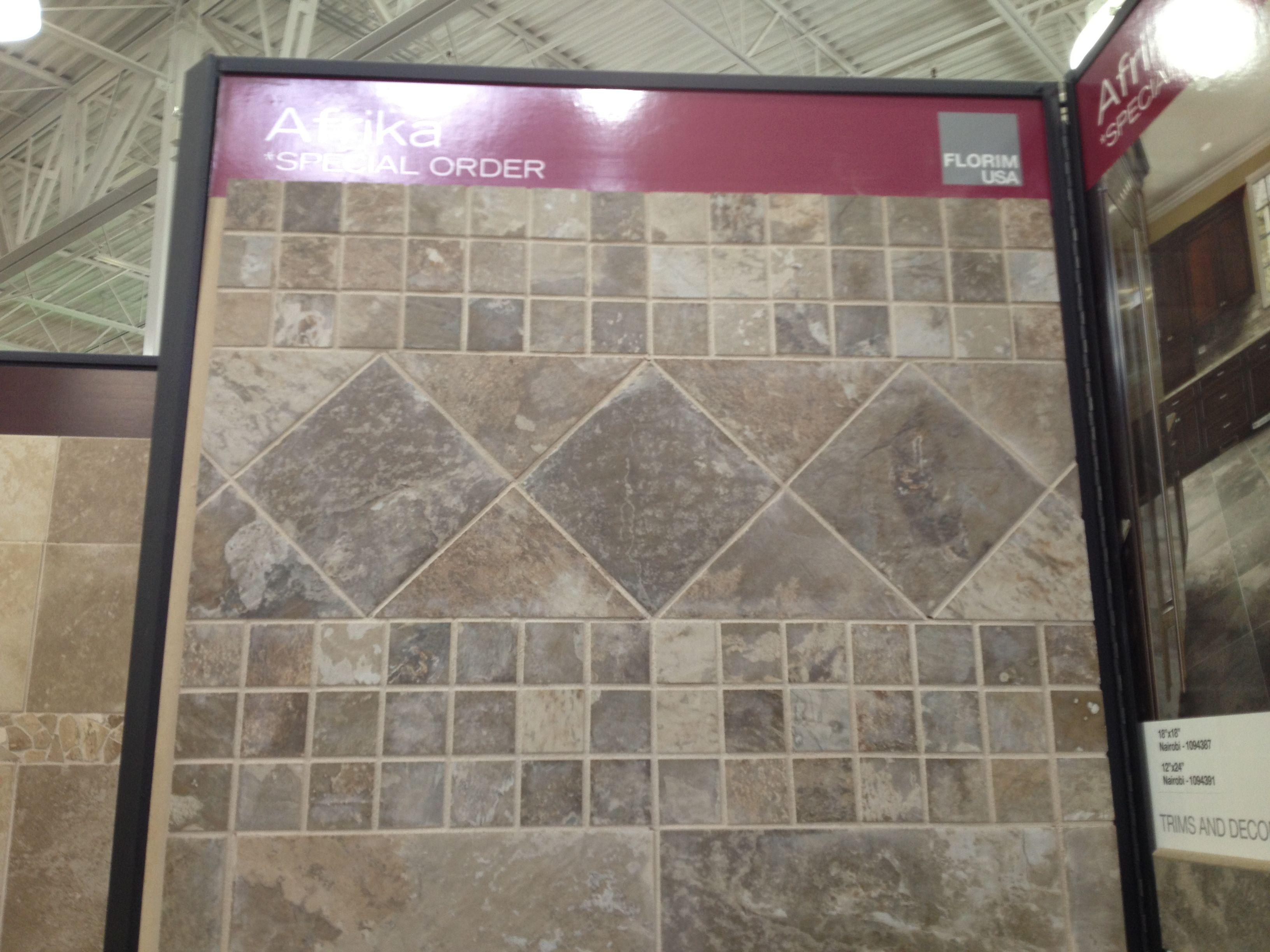 Floor Tile pattern Menards Patterned floor tiles, Tile
