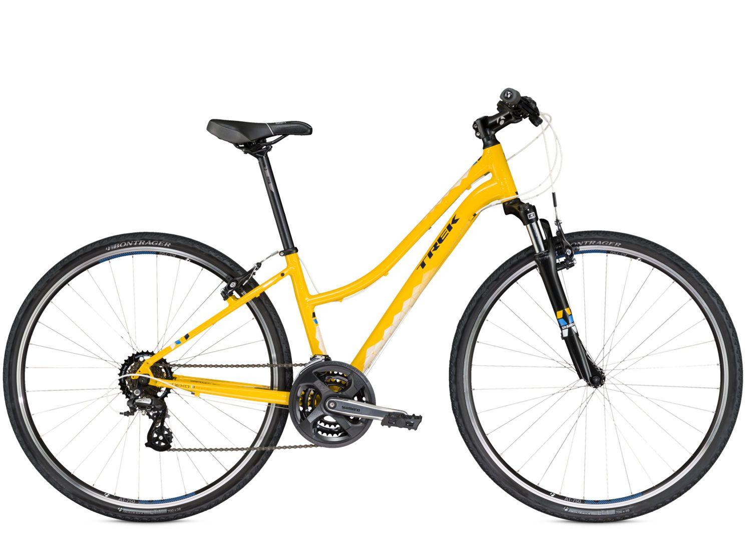 Neko Women's Trek Bicycle Hybrid bike, Trek bikes