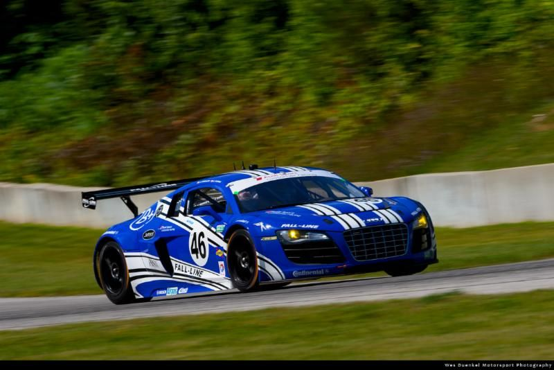 Audi Motorsport Blog: TUSC: Fall-Line Motorsports announces Putman and Espenlaub for GTD