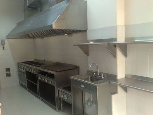 Resultado de imagen para plataforma arquitectura cocinas for Diseno de cocinas para restaurantes pequenos