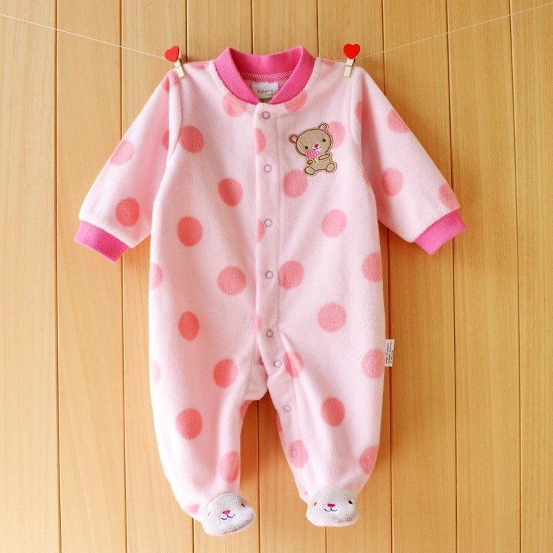 c03905817 New 2015 Autumn Winter Baby Rompers clothes long sleeved Newborn Boy ...