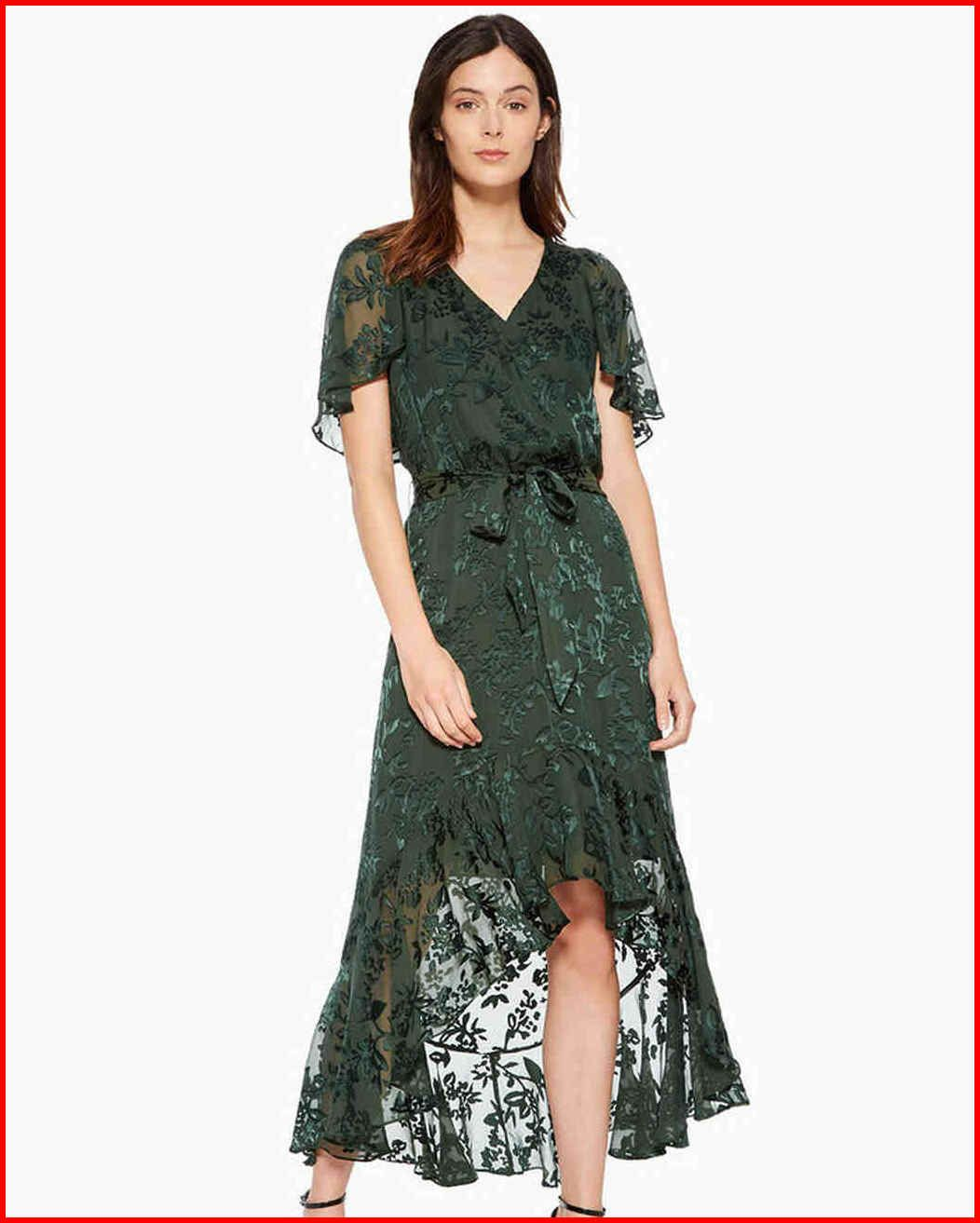 bd61573d9392 25 Beautiful Dresses to Wear as a Wedding Guest This Fall | Martha ... |  Dresses for Women