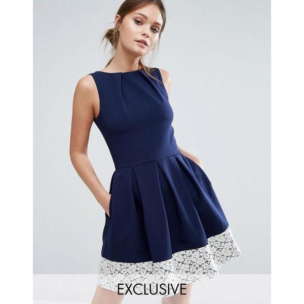 40++ Closet blue skater dress trends