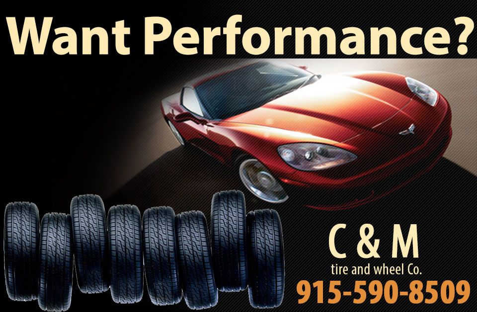 place that sell rims and tires in el paso tx | El PasoTX Businesses ...