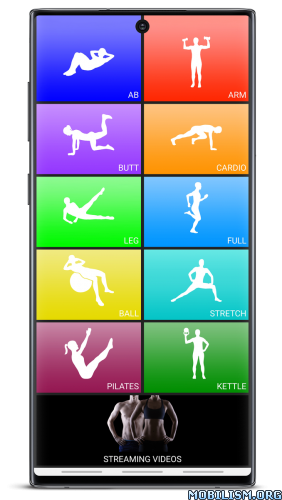 Daily Workouts 6 30 Apk Patched For Android In 2021 Daily Workout Workout Apps Daily Exercise Routines