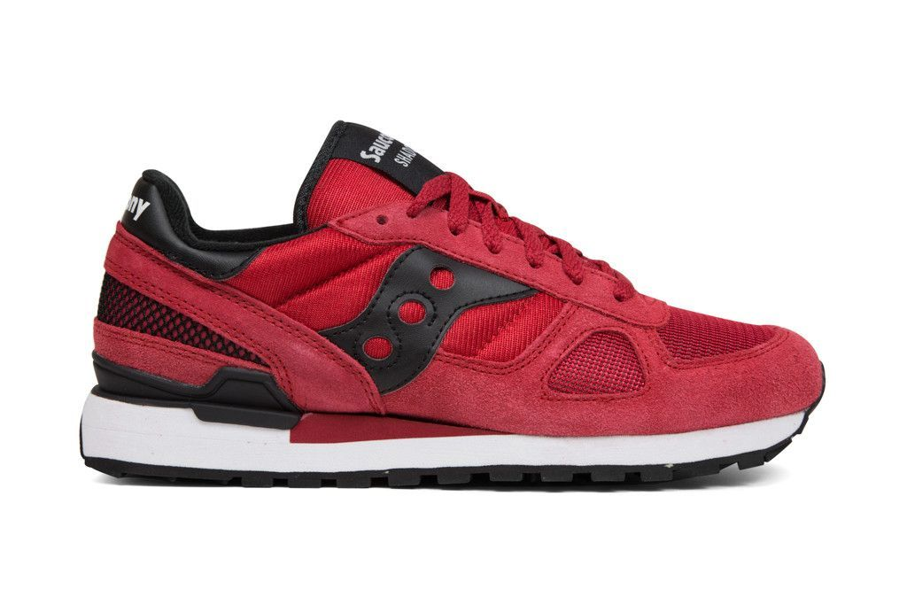 new concept b0f65 dcc35 Saucony Shadow Original - Red/Black | Products | Saucony ...