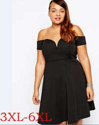 for Sexy large women dresses
