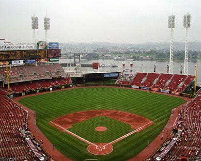 Great American Ball Park Cincinnati Reds Stadium Cincinnati Reds Cincinnati Reds Game Cincinnati Reds Baseball
