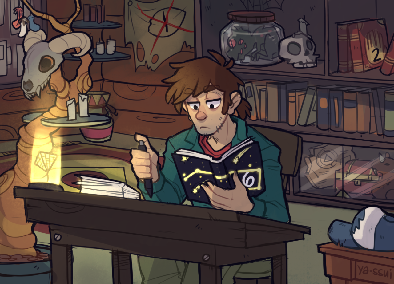 Written By Dipper Pines Illustrations By Mabel Pines