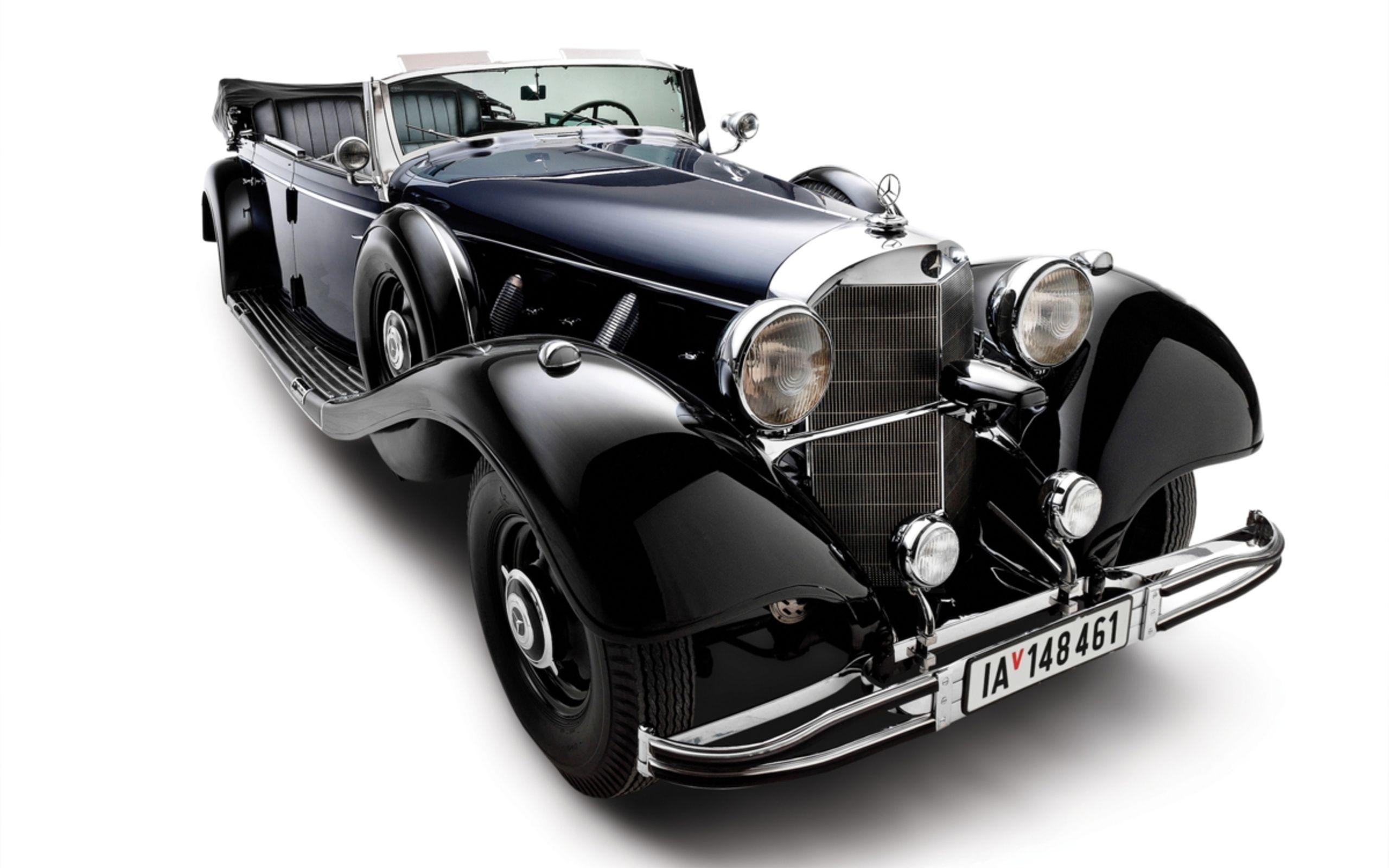 Une Mercedes Benz 770K 1939 de Hitler est  vendre Autofocus