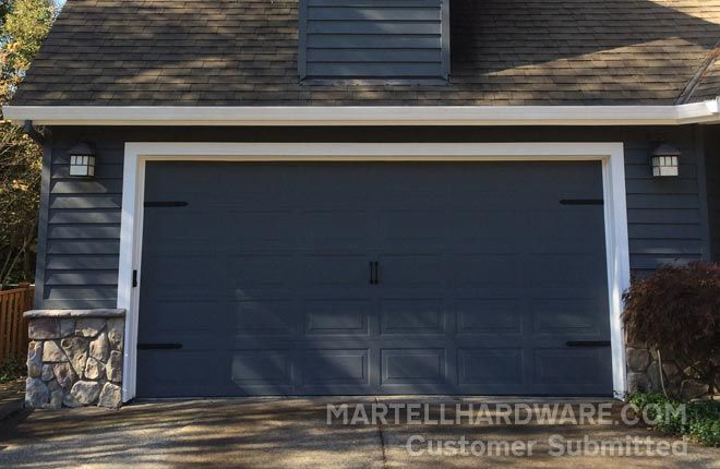 A Homeowner In Portland Or Recently Wrapped Up A Garage Renovation