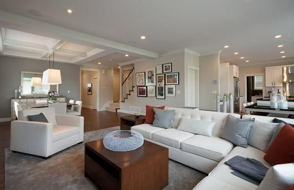 Open Concept, Paint, Styling
