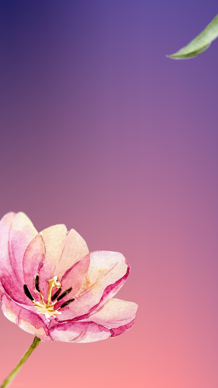 Pin By Purple2017 On Calendar Wallpaper Cuptakes Wallpapers Spring Wallpaper Pink And Purple Background